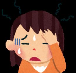 生理前 頭痛 吐き気