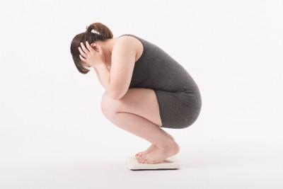 生理前 体重 増加